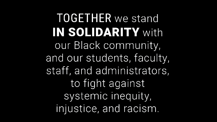 A Message of Solidarity and Action